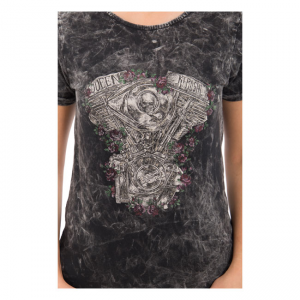 Queen Kerosin T-Shirt - V2 Motor