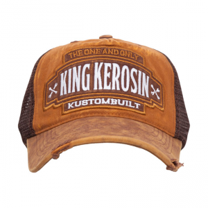 King Kerosin Cap -  Kustombuilt