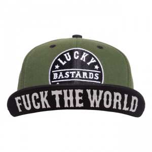 King Kerosin Cap -  F*ck the World