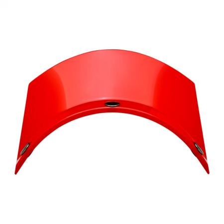 Biltwell Schirm - Moto Rot