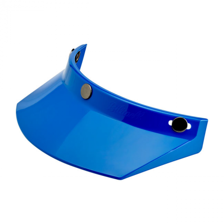 Biltwell Visor - Moto Blue