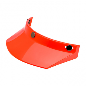 Biltwell Visor - Moto Orange