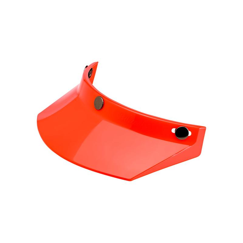 Biltwell Visor - Moto Orange