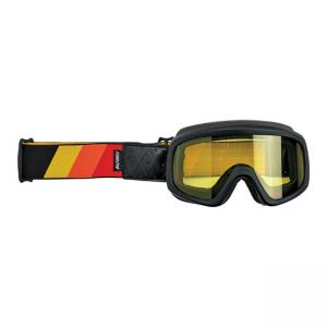 Biltwell Goggles - Overland 2.0 Tri-Stripe