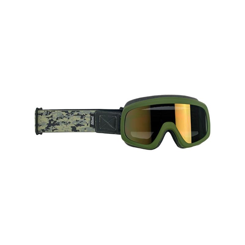 Biltwell Goggles - Overland 2.0 Grunt