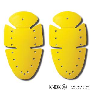 KNOX Roland Sands Protektoren - Ellbogen