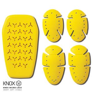 KNOX Roland Sands Protektoren - Set Männer