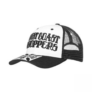 West Coast Choppers Cap - Clutch Logo Round Schwarz