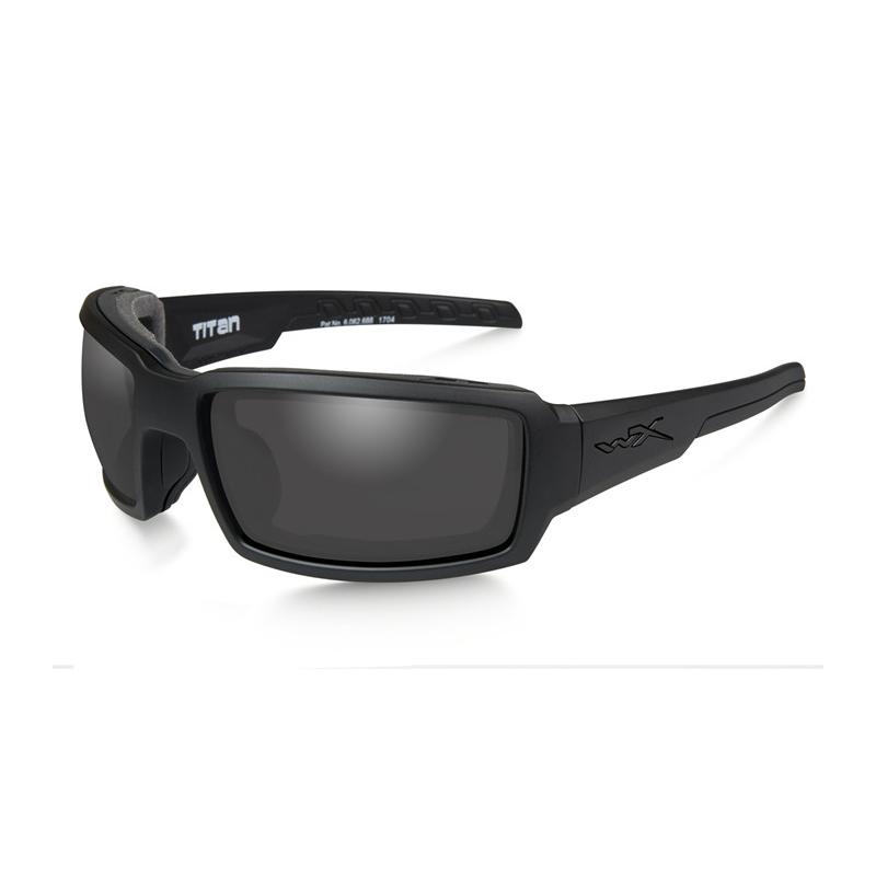 Wiley X Glasses - Titan Smoke Grey