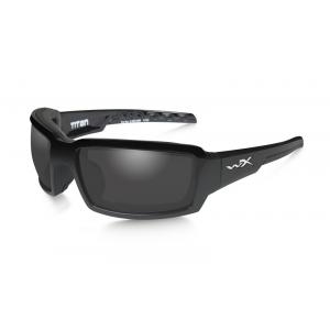 Wiley X Glasses - Titan Polarized Smoke Grey