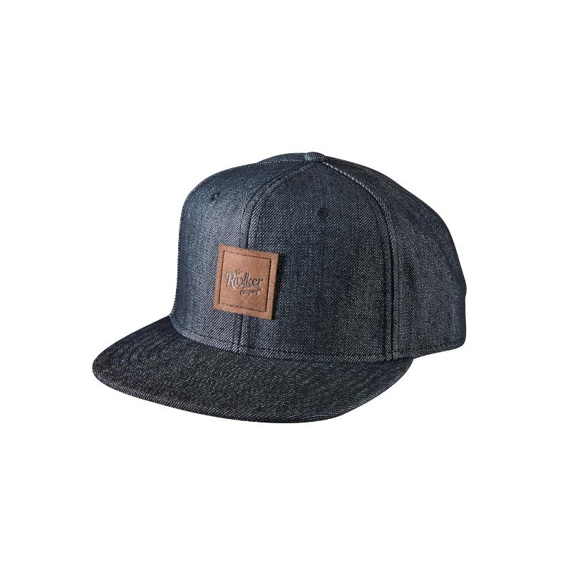 Rokker Cap - Denim Snapback