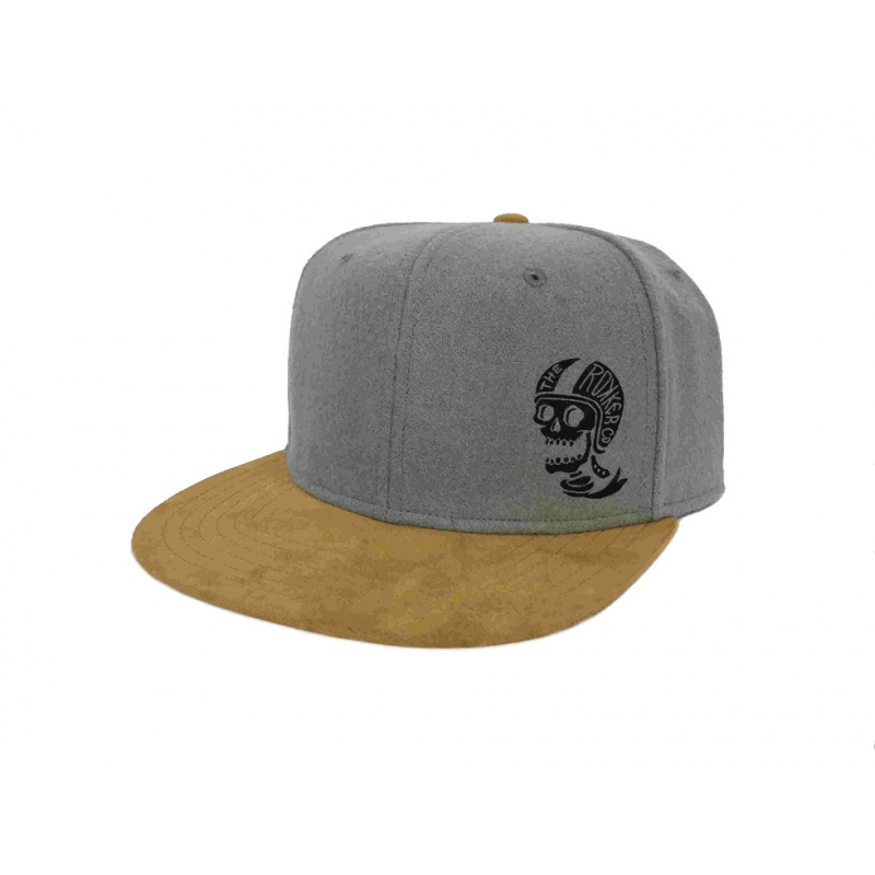 Rokker Cap - Hellmut Snapback