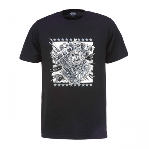 Dickies T-Shirt - Granger Schwarz