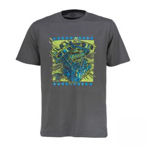 Dickies T-Shirt - Granger Charcoal