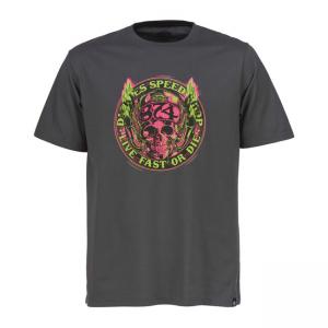 Dickies T-Shirt - Lumberton Charcoal