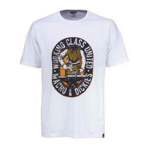 Dickies T-Shirt - Old Ocean Weiss