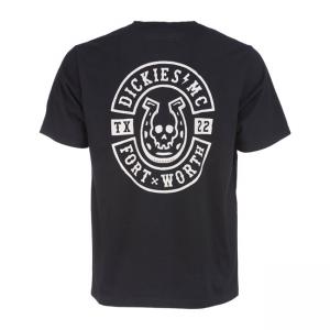 Dickies T-Shirt - Biscoe Schwarz