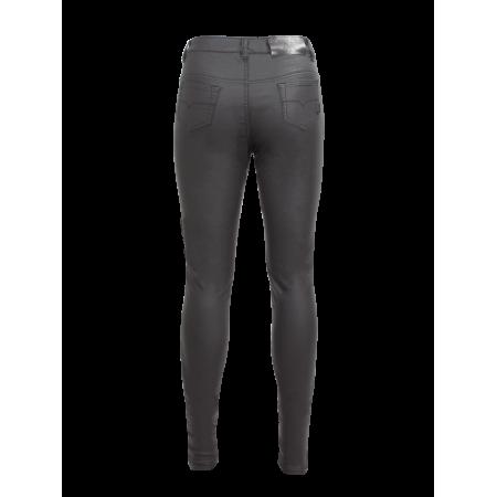John Doe Ladies Jeans - Betty Biker Jeggings Black