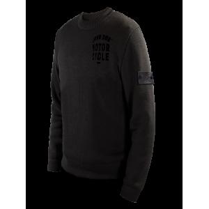 John Doe Pullover - Small Logo Grau