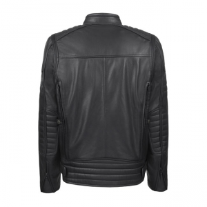 John Doe Leather Jacket - Technical Black