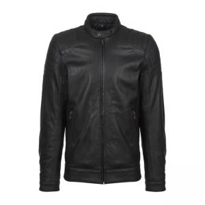 John Doe Leather Jacket - Roadster Black