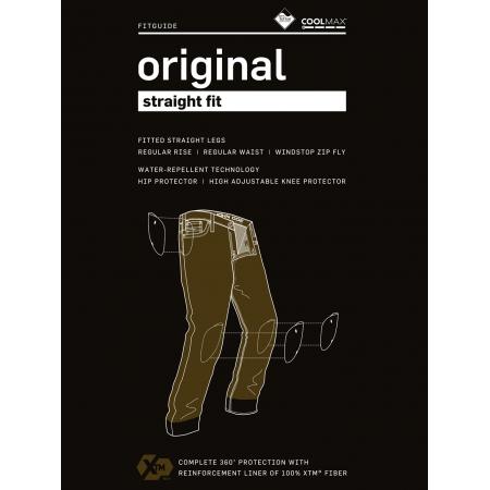 John Doe Jeans - Original Dunkelblau XTM