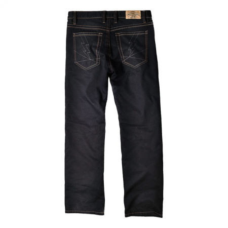 John Doe Jeans - Regular Schwarz
