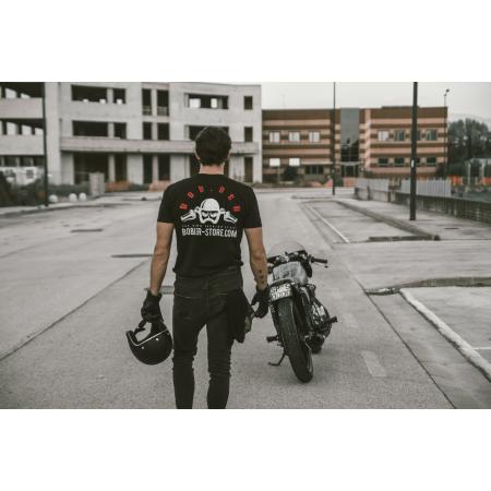 bob.ber T-Shirt - Logo Black
