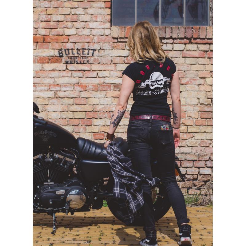 bob.ber Ladies T-Shirt - Logo Black