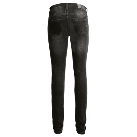 John Doe Ladies Jeans - Betty Hoch Schwarz XTM
