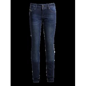 John Doe Ladies Jeans - Betty High Dark Blue Used XTM