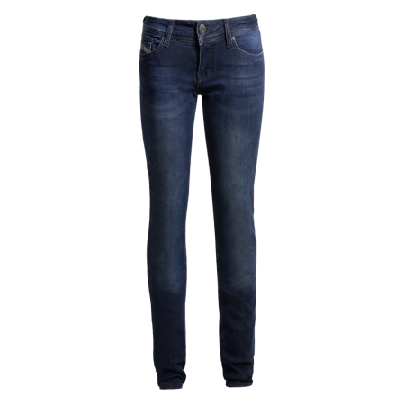 John Doe Ladies Jeans - Betty High Dark Blue Used XTM