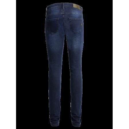 John Doe Ladies Jeans - Betty Hoch Dunkelblau XTM