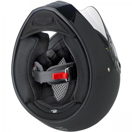 Biltwell Helmet Lane Splitter  - Gloss Black ECE