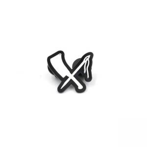 Rusty Butcher Stecknadel - Logo