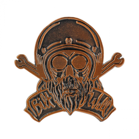 Biltwell Pin - Skull