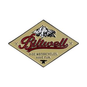 Biltwell Stecknadel - CRS