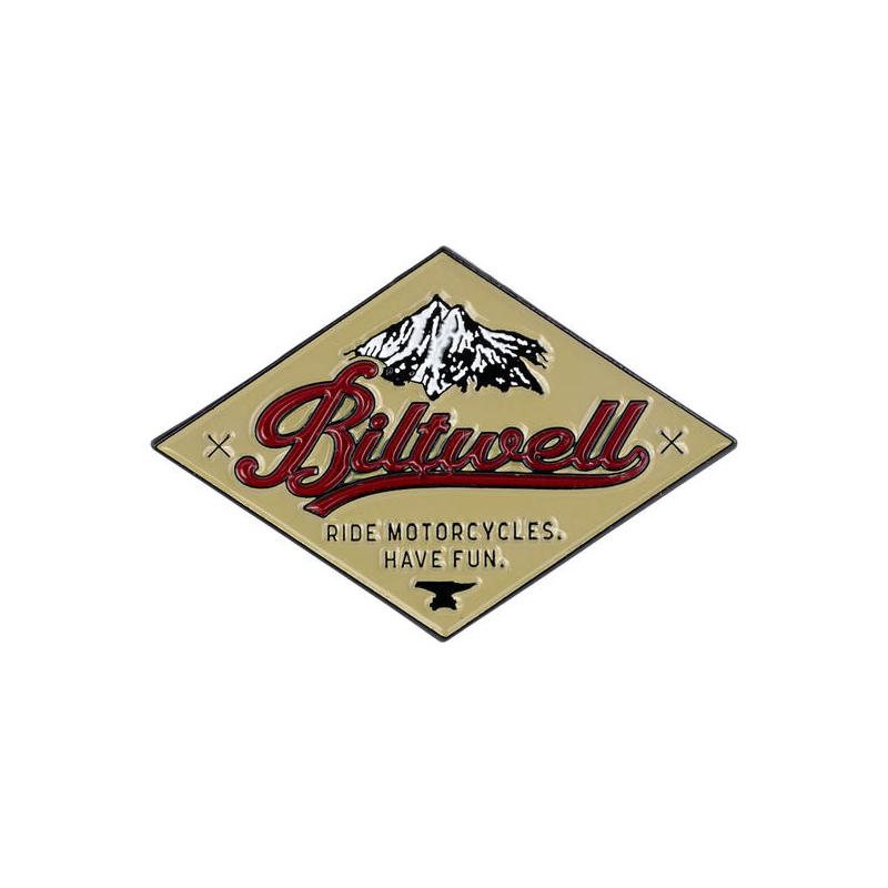 Biltwell Pin - CRS