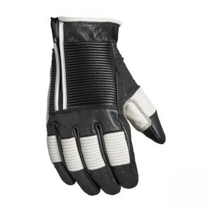 Roland Sands Design Handschuhe - Bronzo Schwarz Weiss