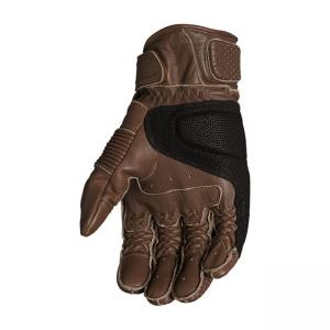 Roland Sands Design Handschuhe - Berlin Braun