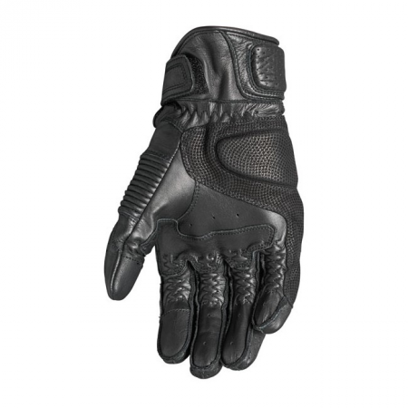 Roland Sands Design Handschuhe - Berlin Schwarz