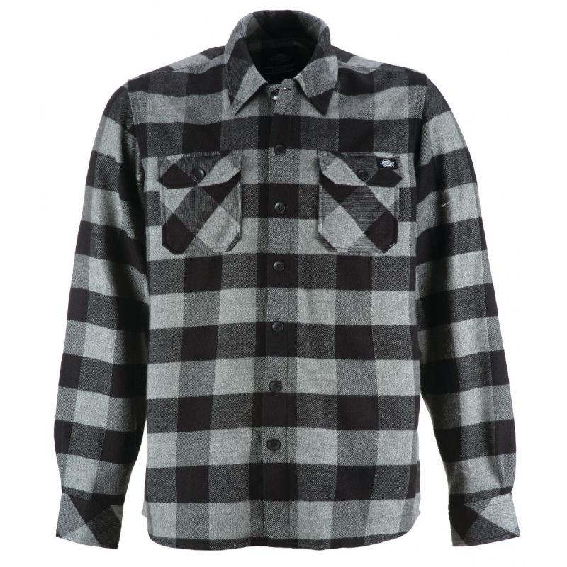 Dickies Shirt - Sacramento Grey Melange
