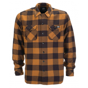 Dickies Shirt - Sacramento Brown Duck