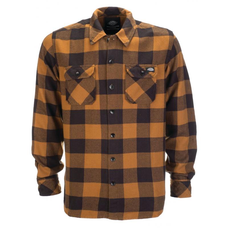 Dickies Shirt - Sacramento Brown Duck