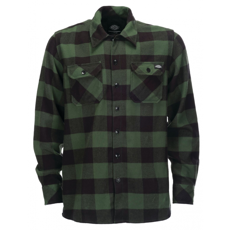 Dickies Shirt - Sacramento Pine Green