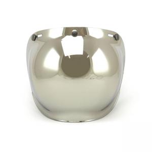 ROEG Bubble Visier Jett - Chrome