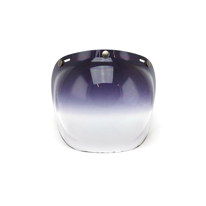 ROEG Bubble Visor Jett - Dark
