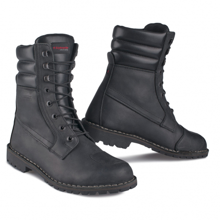 Stylmartin Boots - Indian Black