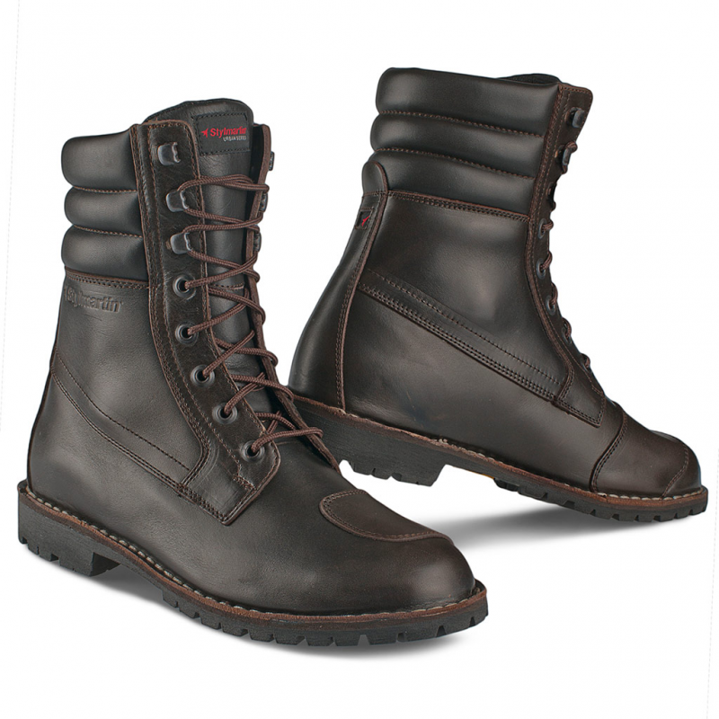 Stylmartin Boots - Indian Brown