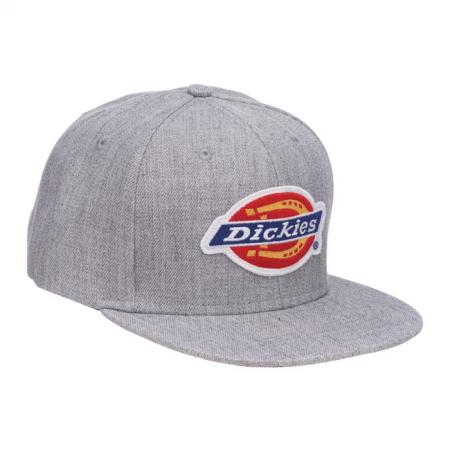 Dickies Cap - Muldoon Snapback Grau